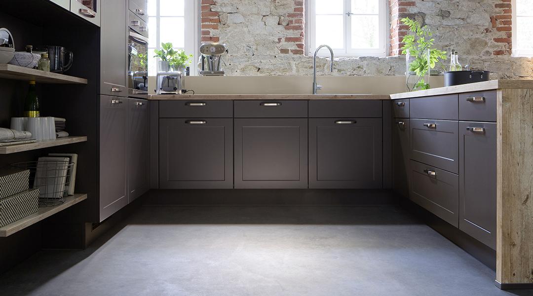 wohnstudio a neuhaus sohn tn42 credo von nobilia k chen. Black Bedroom Furniture Sets. Home Design Ideas