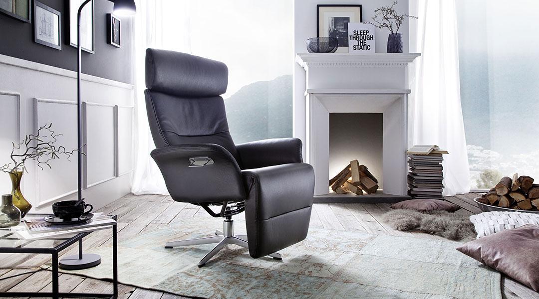 wohnstudio a neuhaus sohn relaxsessel conform timeout. Black Bedroom Furniture Sets. Home Design Ideas